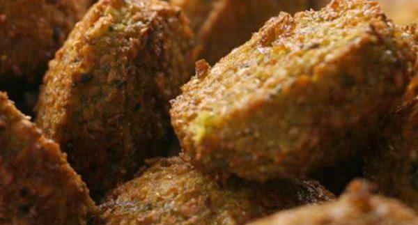 Awel Saa'a: Tasty Baba Ghanough Sandwiches