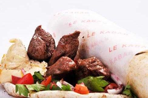 Le Kabab: Lebanese Delivery in Korba