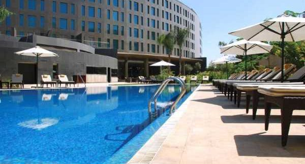 Fairmont Heliopolis Day Use: Out with the Old and In With the New