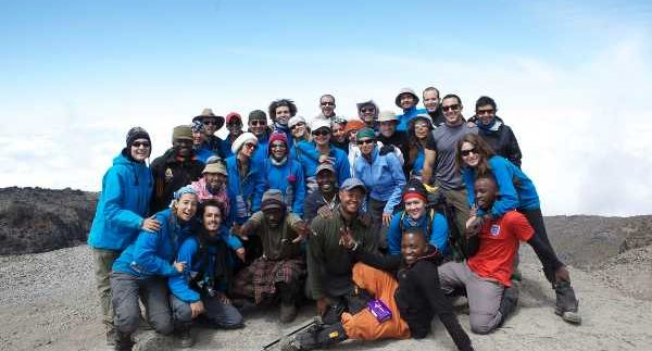 The Right to Climb Initiative and How to Climb Mount Kilimanjaro