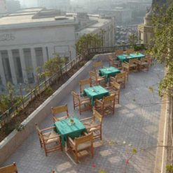 Carlton Hotel and Bar: Breezy Rooftop over Downtown Cairo