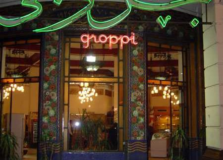 Groppi: A Once Cherished Downtown Relic