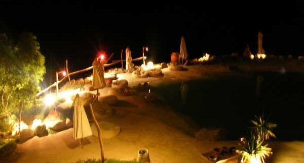Castle Zaman: Nuweiba Lounge and Retreat