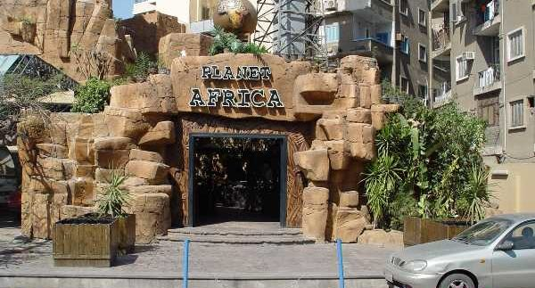 Planet Africa: Kitschy Concept, Comfort Food