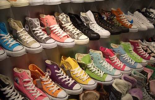 Converse: Chuck Taylor Finally Hits Cairo