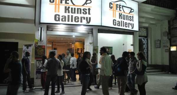 Kunst Gallery and Café: Quiet Downtown Spot