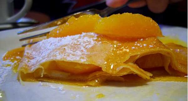 French Cultural Centre: Authentic Crêpes in Cairo