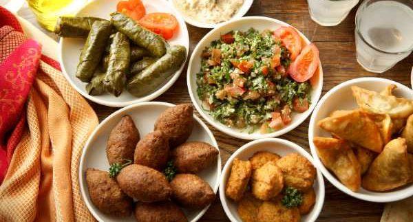 Jeita: Ho-Hum Faux-Lebanese in Heliopolis