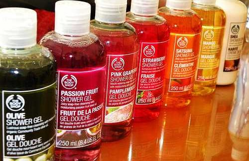 The Body Shop: Ethical Beauty Products come to Cairo
