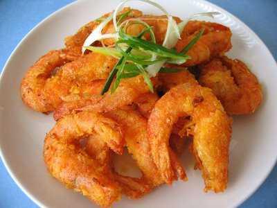 Tata: Yummy Shrimp in Maadi