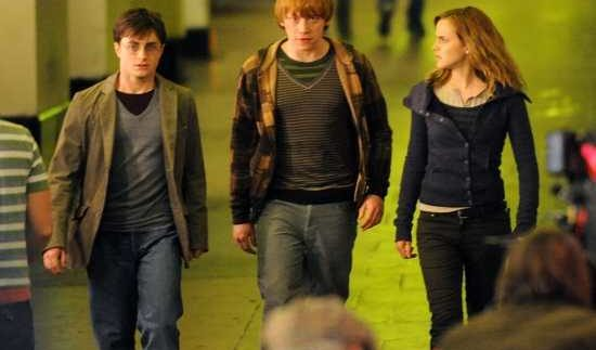 Harry Potter and the Deathly Hallows: Part 1: The End Begins
