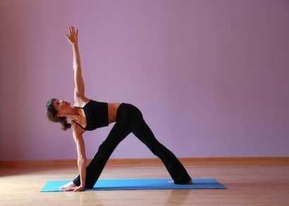 Reform Pilates Studio: Vinyasa Yoga with Jill Bodley