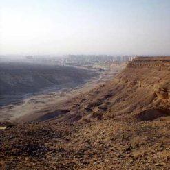 Wadi Degla: Natural Protectorate Just Minutes Away