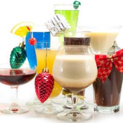 Christmas in Cairo: Easy Festive Cocktail Recipes