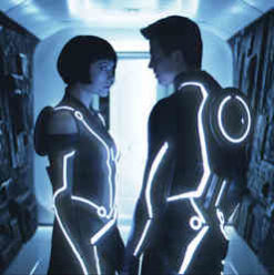 Tron: Legacy: Dull Film, Stunning Visuals
