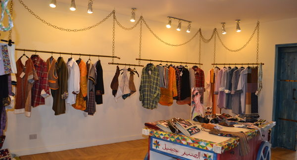 Amina K: Egyptian Bohemian Chic Clothing in Mohandiseen