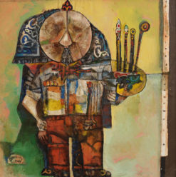 Georges Bahgory: The Grandaddy of Egyptian Caricature