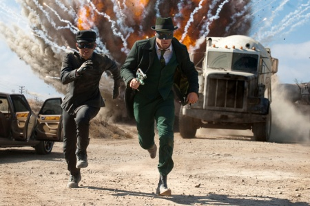 The Green Hornet: Uneven Fun