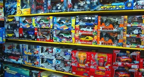 Fundays: Children's Toys Franchise in Cairo