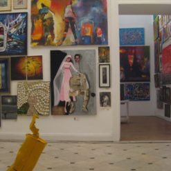 Townhouse Gallery of Contemporary Art: 'The Popular Show' Exhibition