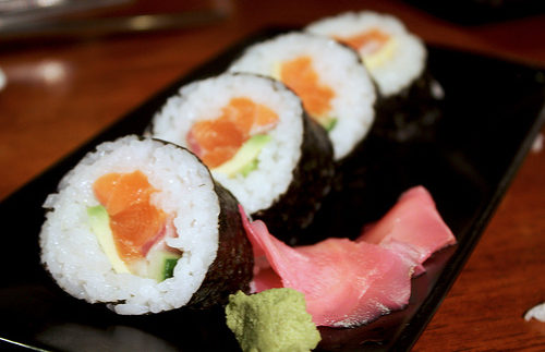 Itsumi: New Sushi Bar in Mohandiseen