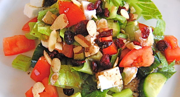 Salidas: Healthy Salads and Sandwiches in Maadi