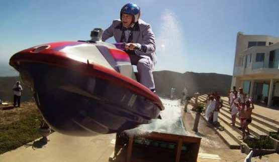 Jackass 3D: Guy Humour and Pranks in 3D