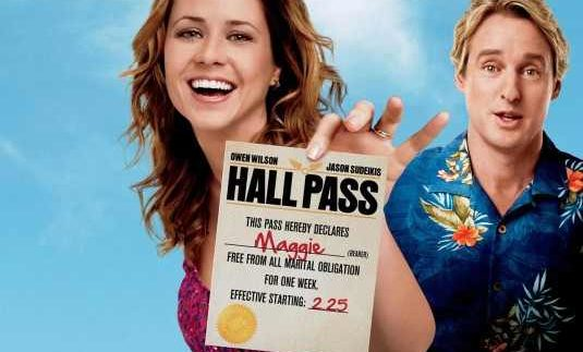 Hall Pass: Farrelly Brothers' Latest Lewd Comedy