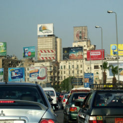 Cairo Traffic: Bey2ollak and Wasalny Can Save Your Day
