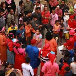 El Fan Medan: Egypt Takes to the Streets for Culture & Fun