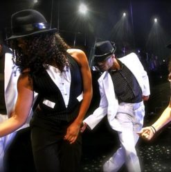 'Man in the Mirror': Michael Jackson at Cairo Opera House