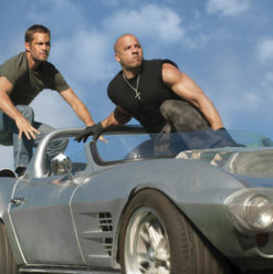 Fast Five: Loaded with Fun Action