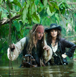 Pirates of the Caribbean: On Stranger Tides: Tired Formula