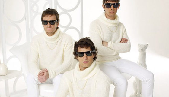 The Lonely Island: Turtleneck and Chain
