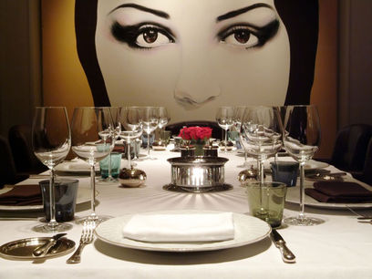 The Grill Restaurant & Lounge: Plush Dining at the Semiramis Intercontinental