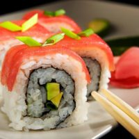 Mori Sushi & Grill: A Taste of Sushi Paradise in Mohandiseen
