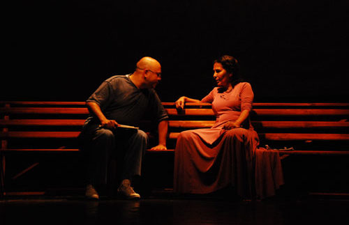 'Oscar and the Lady in Pink' at Rawabet Theatre