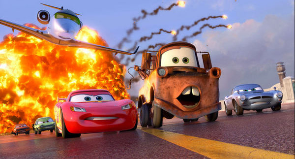 Cars 2: Fun, Action-Packed Sequel