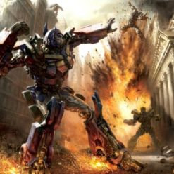 Transformers: Dark of the Moon: Disappointing End to Trilogy