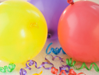 Party Perfect: Piñatas and Funky Balloons in Cairo