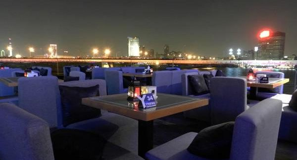 Yasso: New Lebanese Lounge on Giza Corniche