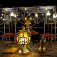 Le Deck: Lavish Fetar in Zamalek with a Nile View
