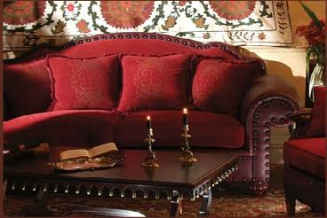 Mit Rehan: Chic, Oriental-Inspired Furniture in Zamalek