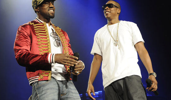 Jay Z and Kanye West: Watch the Throne