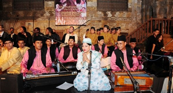 The International Samaa Festival for Sufi Music & Chanting: Now in Cairo