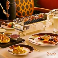 Osmanly: Forgettable Fetar at the Kempinski Nile Hotel Cairo