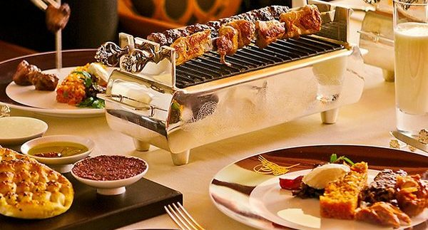 Image result for kempinski nile hotel buffet