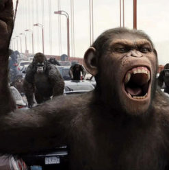 Rise of the Planet of the Apes: Great Ape Action Blockbuster