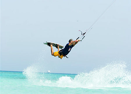 Kite-Boarding: An Expert's Guide to the Watersport in Egypt