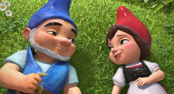 Gnomeo and Juliet: Shakespeare Parodied With Animated Gnomes